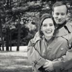 Katie + Clayton: Audrey Hepburn Inspired Engagement Photos