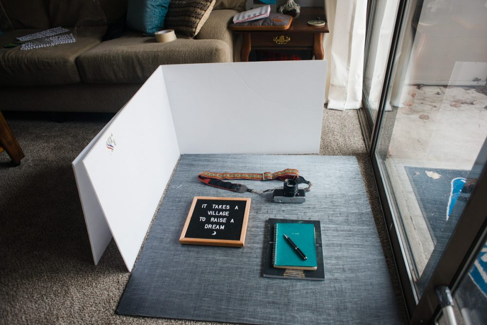 How to take Flat Lay Photos
