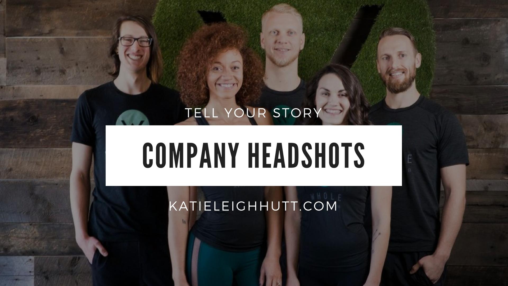 Company Headshots