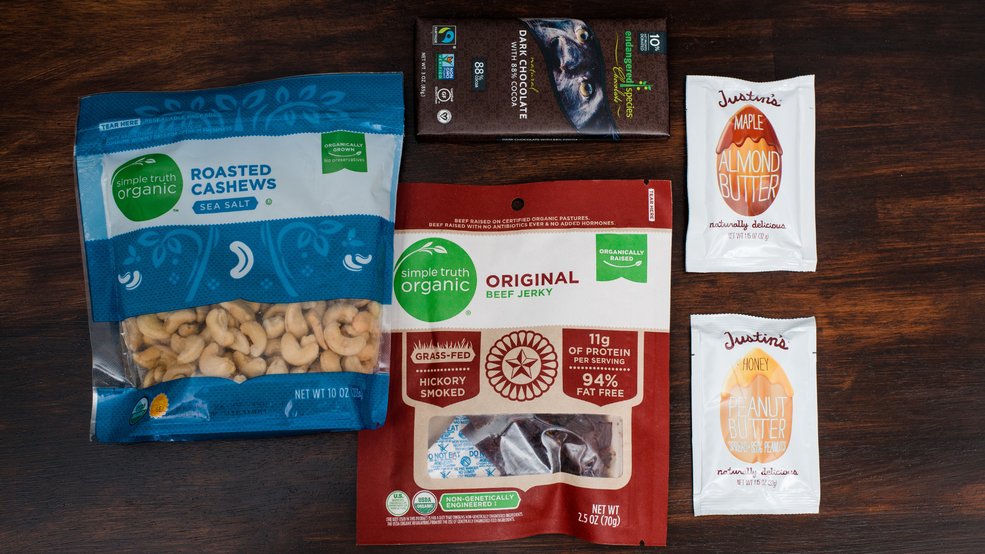 Healthy snacks on the go | Prevent sugar cravings