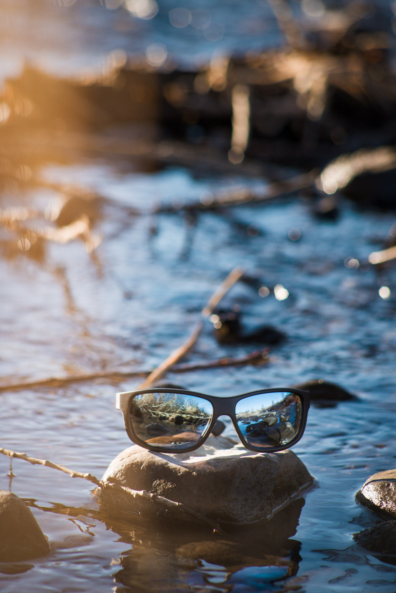Revo Sunglasses Lifestyle Product Shots