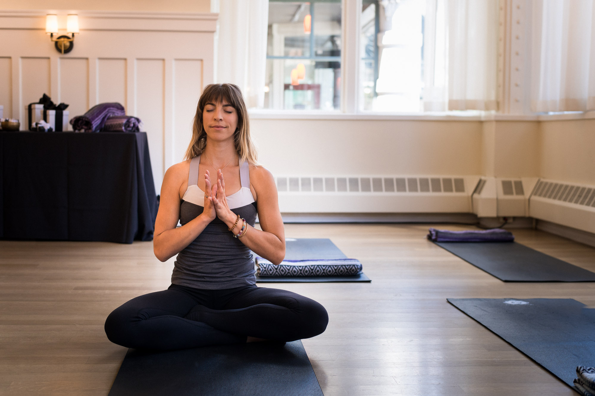 Women's Lifestyle Blog highlighting self-care through yoga