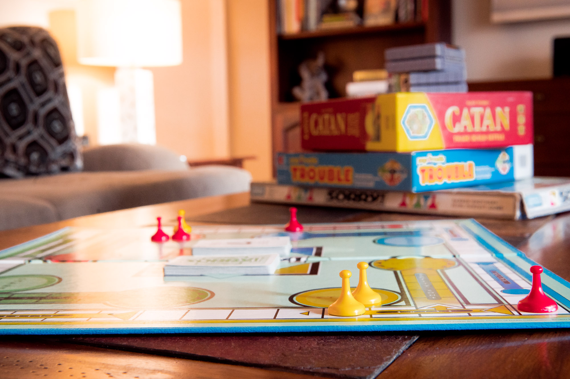 Date Night Ideas - Game Night