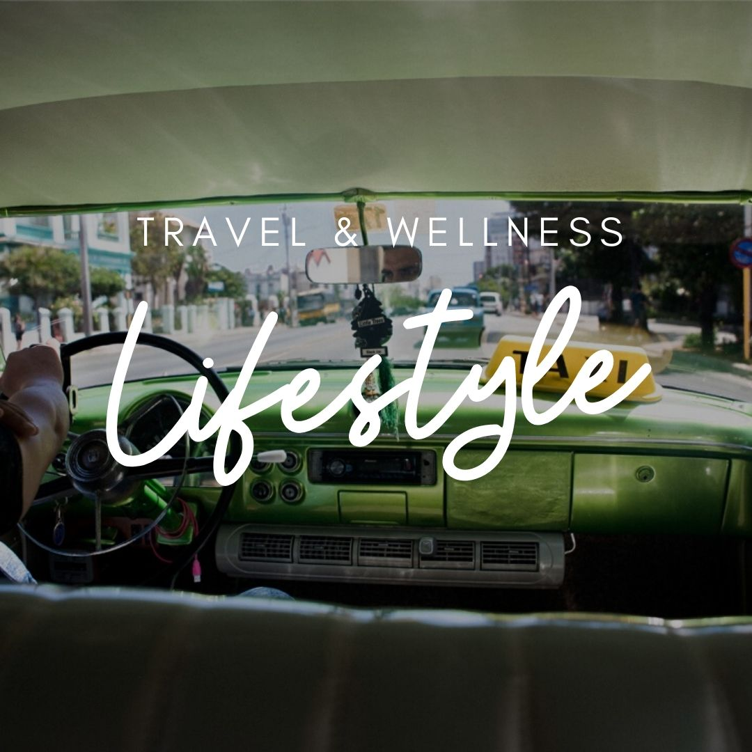 Travel and Wellness blog