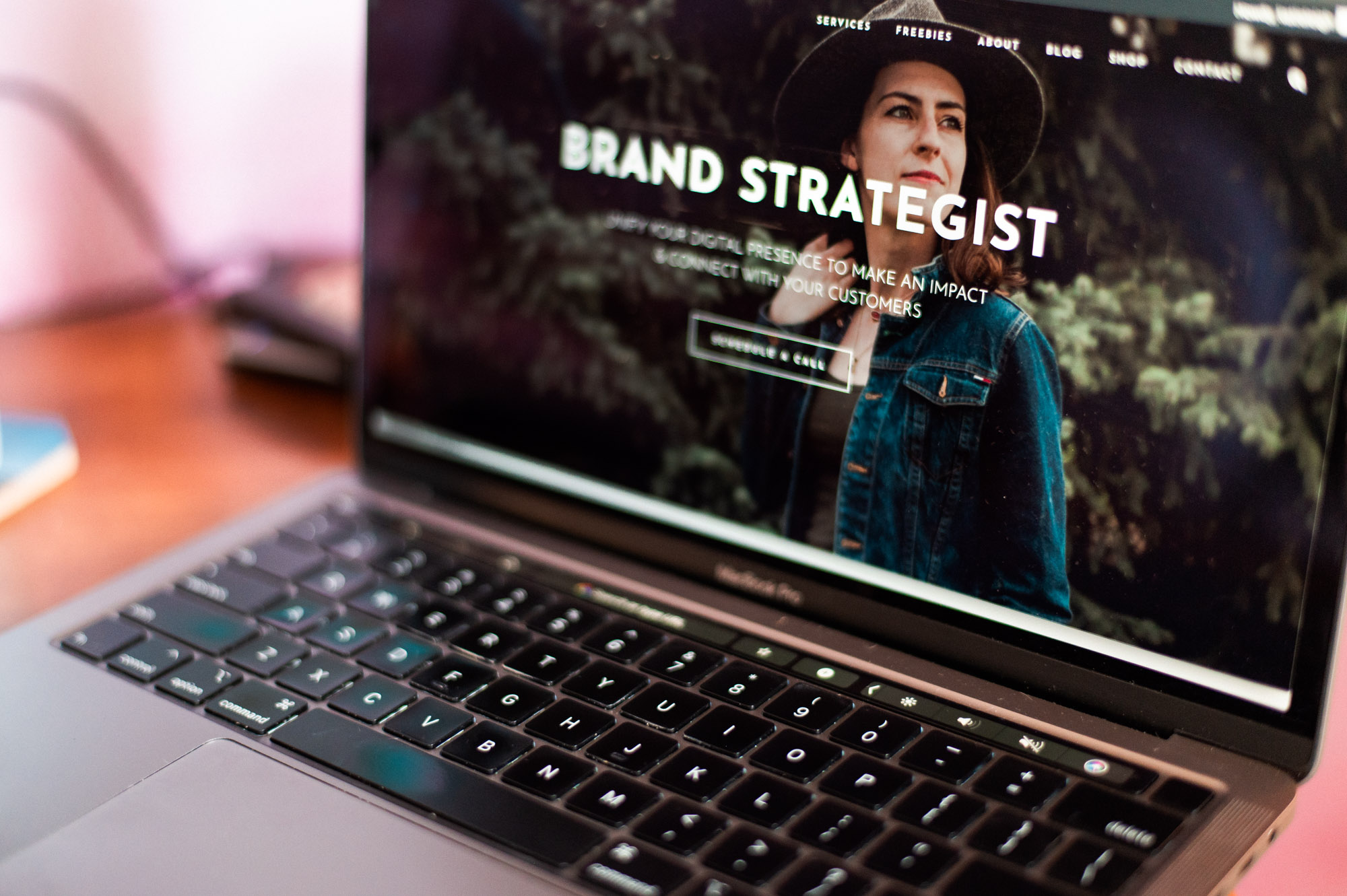 Create a powerful landing page