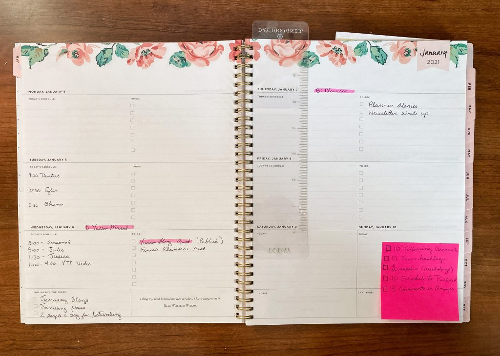 Best 2021 Planners For Business Owners